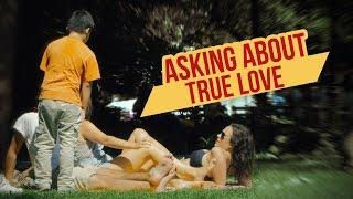 Asian Kid Asking What True Love Is!! Prank