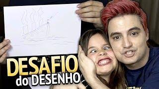 DESENHANDO NOSSOS ÍDOLOS - Com Luara Fonseca