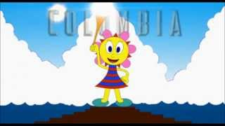 Columbia Pictures 2015 Logo (PaRappa Movies) Sunny Funny Variant