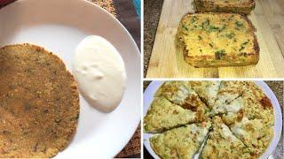 Tiffin Recipes / Dal Paratha/Veg Pan Pizza/Chicken Bread Pakora