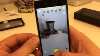 Unboxing Lenovo Vibe Shot