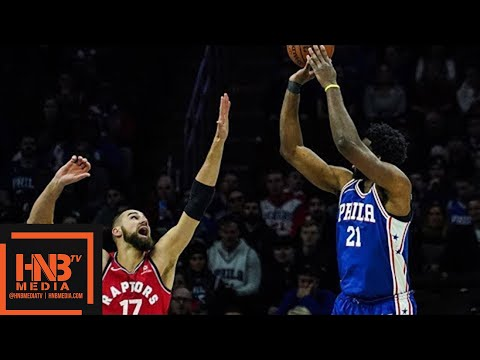 Xxx Mp4 Toronto Raptors Vs Philadelphia Sixers Full Game Highlights Jan 15 2017 18 NBA Season 3gp Sex