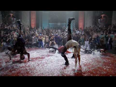 Step Up 3D Movie Clip Dancing On Water Official HD
