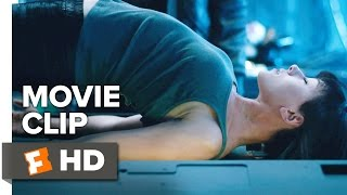 Ghost in the Shell Movie CLIP - Deep Dive (2017) - Scarlett Johansson Movie