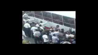 Unseen Footage Iran Rasht science Uni 14 June 2009 basiji attacks