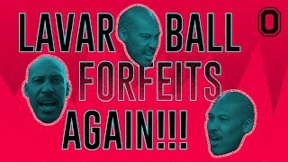 LAVAR FORFEITS AGAIN! Gets Technical and PULLS TEAM OFF THE COURT! FAN REACTIONS!