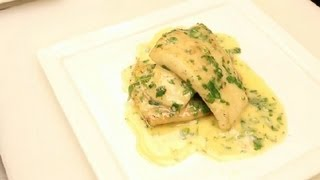 Sauteed Sole Fish With Lemon Butter Sauce : NYC Cuisine