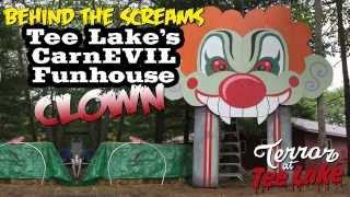 Halloween - Tee Lake's CarnEVIL Funhouse Clown