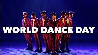 Shraey Khanna INVINCIBLE at World Dance Day | 2015