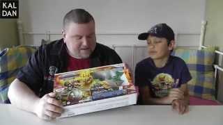 Unboxing Skylanders SuperChargers Racing Wii