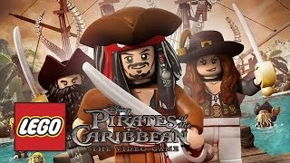 We Play: LEGO: Pirates of the Caribbean - Port Royal - Part 1 Walkthrough