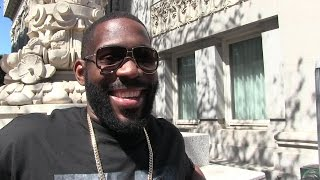 BRYANT JENNINGS DESCRIBES LUIS