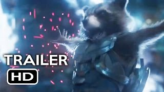Guardians of the Galaxy 2 Official International Trailer #3 (2017) Chris Pratt Movie HD