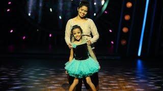 D4 Junior Vs Senior I A cute & sweet performance of Vaiga I Mazhavil Manorama