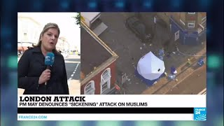 """London Mosque Attack: Possible revenge attack could be """"worst"""" yet"""