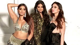 Veere Di Wedding Photoshoot | Kareena Kapoor Looks Drop Dead Gorgeous With Sonam Kapoor