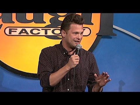 Julian McCullough - Diners (Stand Up Comedy)