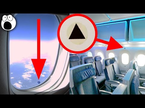 Airplane Things You Don t Know The Purpose Of
