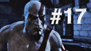 God of War Ascension Gameplay Walkthrough Part 17 - The Foot of Apollo