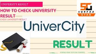How To Check  University Result [ विश्वविद्यालय परिणाम की जाँच करने के लिए कैसे ]