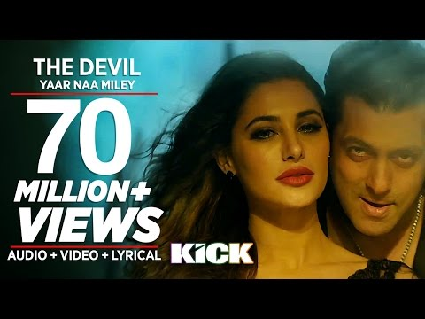 Xxx Mp4 Devil Yaar Naa Miley FULL VIDEO SONG Salman Khan Yo Yo Honey Singh Kick 3gp Sex