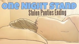 ONE NIGHT STAND - STOLEN PANTIES ENDING (Finished VN Game)