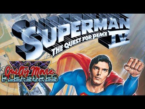 Xxx Mp4 Superman IV 1987 Is A Guilty Movie Pleasure 3gp Sex