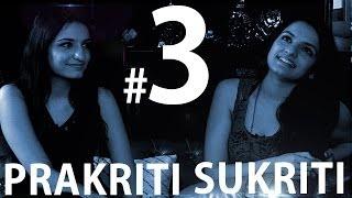 Prakriti And Sukriti Kakar || Rapid Fire || Surprise Jam || Part 3