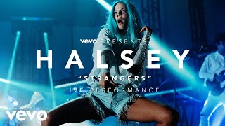 Halsey - Strangers (Vevo Presents)