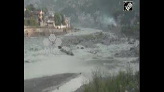 Pakistan News - Locals express ire over diversion of Neelum river in Pakistan administered Kashmir