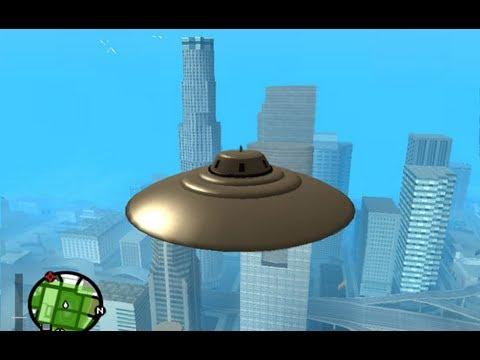 GTA san andreas: how to get a ufo - (GTA san andreas ufo)