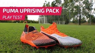 PUMA Uprising Pack Play Test