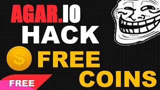 Agario Hack Coins , Mass,  XP, Invisibillity Skin for Android, iOS, Windows [No Root - Jailbreak] HD