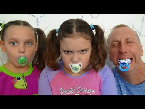 3 Bad Babies Victoria Annabelle Baby Daddy