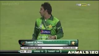 best of saeed ajmal