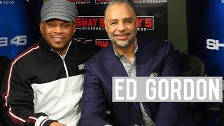 "Ed Gordon Talks Cultural Identity In New Special ""Am I Black Enough"" | Sway's Universe"