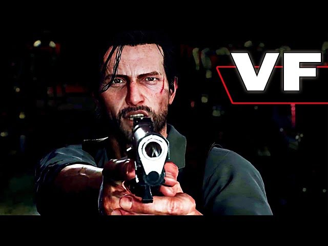 THE EVIL WITHIN 2 Trailer de Lancement (2017) PS4 / Xbox One / PC