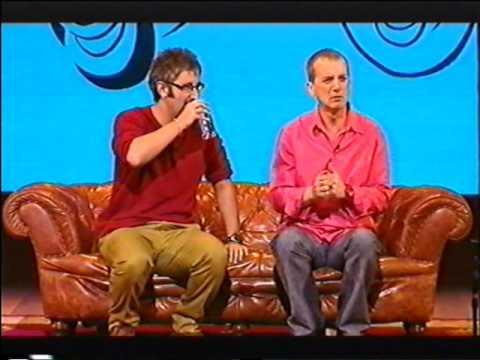 Baddiel & Skinner Unplanned Live At London's West End