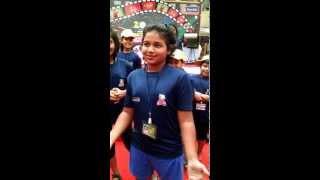 Dance time at Baccha Bollywood, Inorbit Vashi