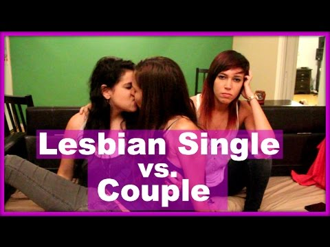 Lesbian Single vs Couple