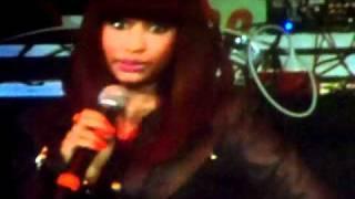 Nicki manji Performance 1