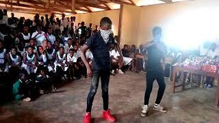 CLASSIC DANCERS performs @ RC SCHOOL SAMPA