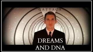 an analysis of the movie gattaca In the gattaca world, people like vincent who fake their genetic profile are known as borrowed ladders this is a reference to the double helix, or ladder shape, of dna more.