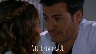 Victoria y Raul | Creo en tu amor (El Vuelo De La Victoria)
