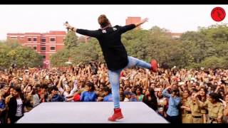 MILLIND GABA #MusicMG LIVE At SPM College New Delhi