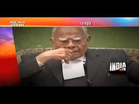 Lord Ram was a Bad Husband: Jethmalani