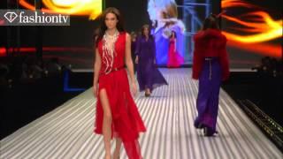 Dosso Dossi Runway Show ft Brazilian Model Isabeli Fontana