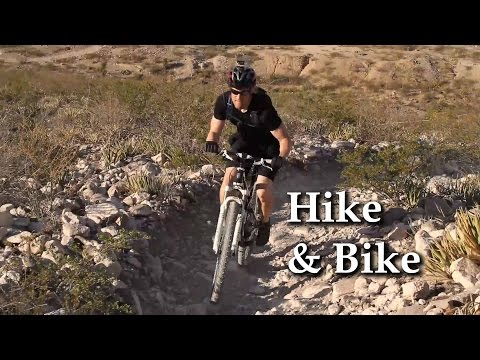 Hike & Bike | Only in El Paso | KCOS