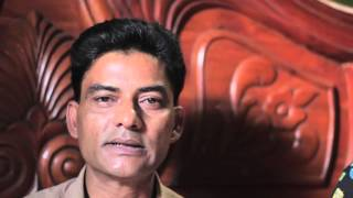 Baul Salam Sarkar  interview by Nokib Ullah Saddam