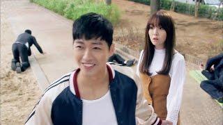 《Teaser #1》Nam Goong Min ♥ Minah, parody of 'Lovers in Paris' @Beautiful Gong Shim